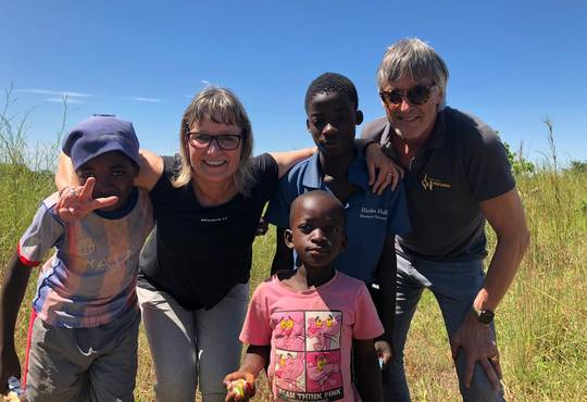 Jan en Marleen in Malawi!